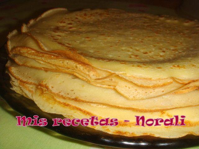 Masa básica para panqueques original del libro de Doña Petrona. La receta de la masa de panqueques es tanto para preparaciones de rellenos dulces como saladas, ideal para hacer canelones.