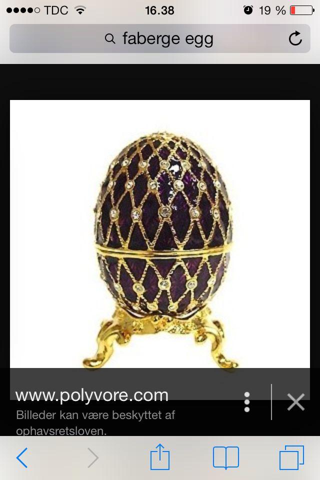 Faberge æg