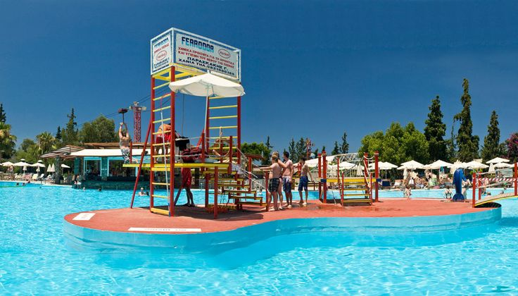 Endless games in Water during Limnoupolis Water Park Tour, ideal for children and families! Limnoupolis water park is located on a beautiful...
