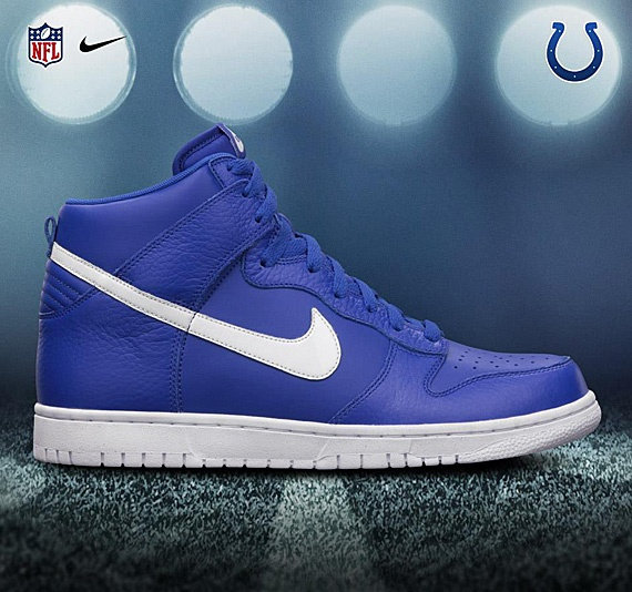 Nike Nfl Shoes Colts