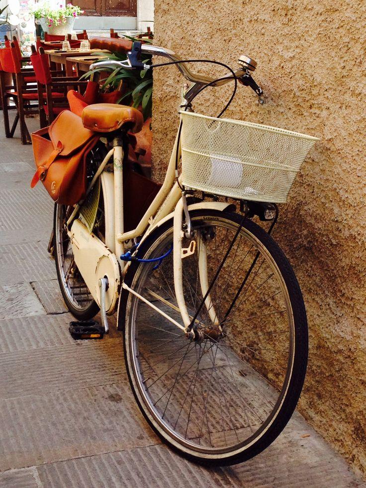 The best way to get around, in Style. In Piestrasanta