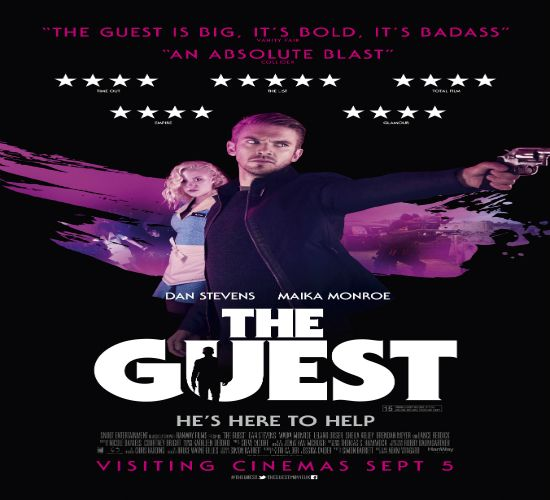 """The Guest "" El Invitado;A soldier introduces himself to the Peterson family, claiming to be a friend of their son who died in action. After the young man is welcomed into their home, a series of accidental deaths seem to be connected to his presence."
