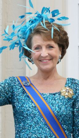 Princess Margriet; September 16, 2008  | The Royal Hats Blog
