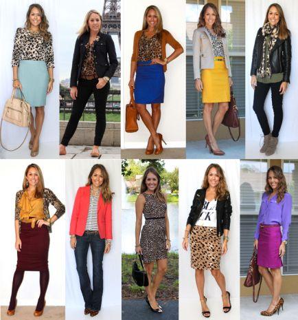 10 Ways to Wear Leopard Print10-20-13