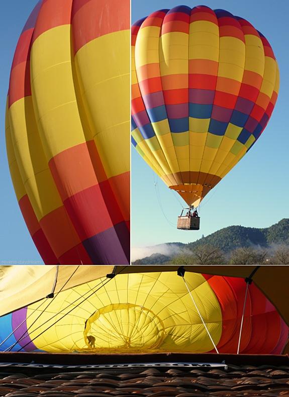 Hot air balloons are beautiful. A slow go. : Full, Air Balloon Riding, Colors, Napa Valley, Beautiful Balloon, Photography Boards, Ideas Pretty, Hot Air Balloons