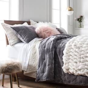 Slip Under The Covers Of The New Femme Luxe Bedding Collection By  Fieldcrest® And Sleep Peacefully. You Will Love The Luxuriously Rich Feel  Of The Velvety ...