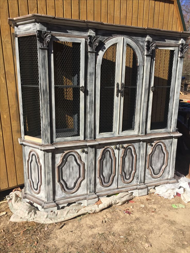 refinished china cabinet 1000 ideas about refinished china cabinet on 25287