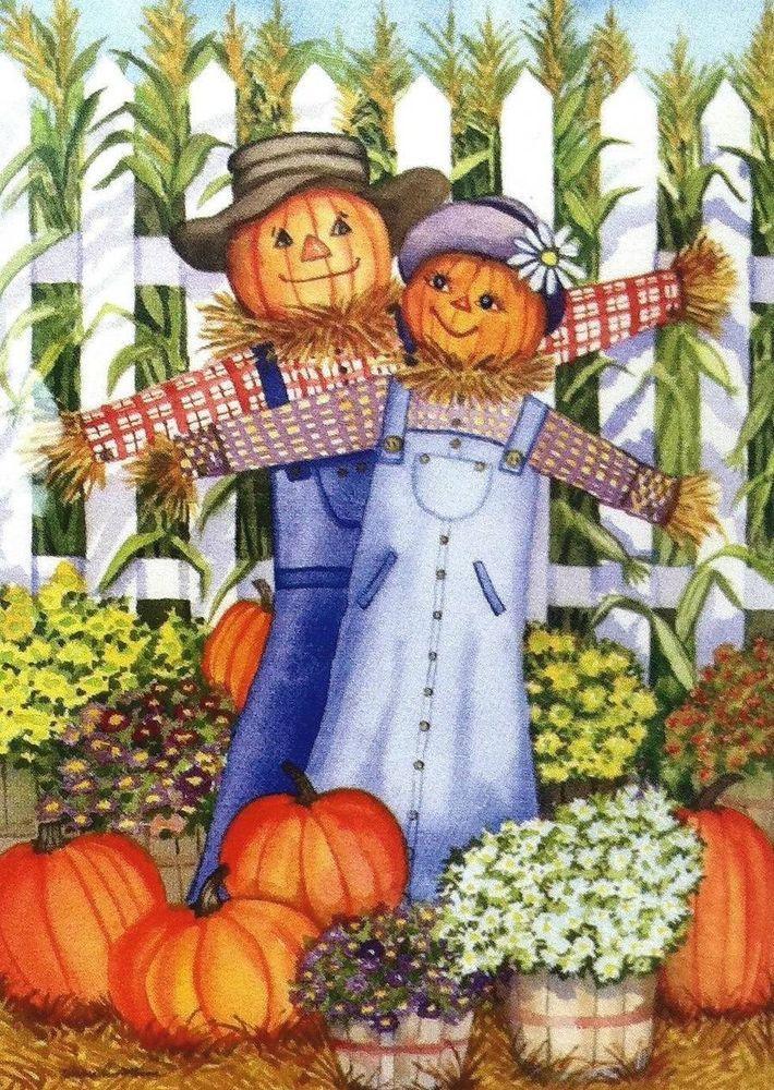 558 best images about A - Autumn illustration on Pinterest