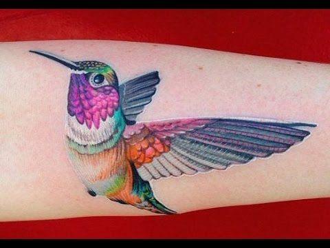 Tatuajes Bonitos De Colibríes, Los Mejores Tatuajes De Colibríes, Fotos De Tatuajes De Colibríes, Videos De Tatuajes De Colibríes,  Imagenes De Tatuajes De Colibríes
