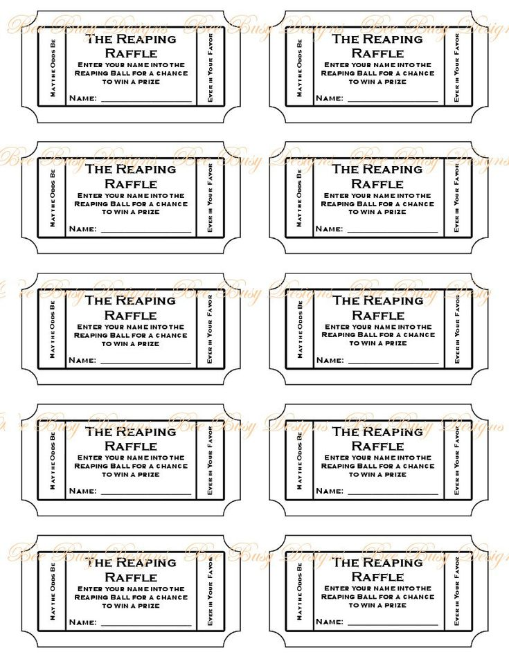 12 Best Baseball\/ Softball Images On Pinterest Baseball Stuff   Microsoft  Office Raffle Ticket  Microsoft Office Raffle Ticket Template