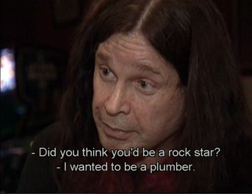 "When Ozzy became a rock star totally by accident: | 26 Times ""The Osbournes"" Were The Funniest Family On TV"