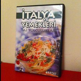 İtalya Yemekleri DVD (İkinci El)