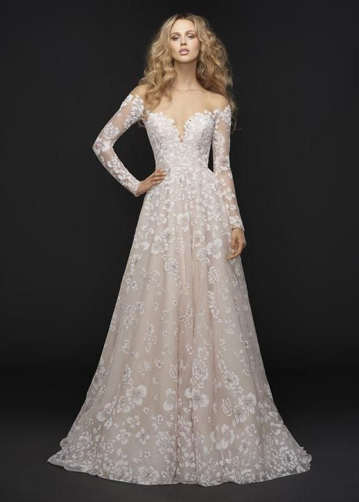 How much are hayley paige wedding gowns-6073