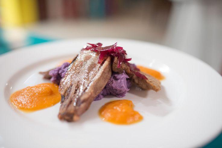 Meat - Enjoy this delicious dish at Ivo's Kitchen restaurant #food #amsterdam #ivoskitchen #restaurant #meal