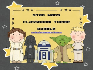 A Star Wars classroom theme! This would be so unique and fun! Especially for the boys! May the force be with you!