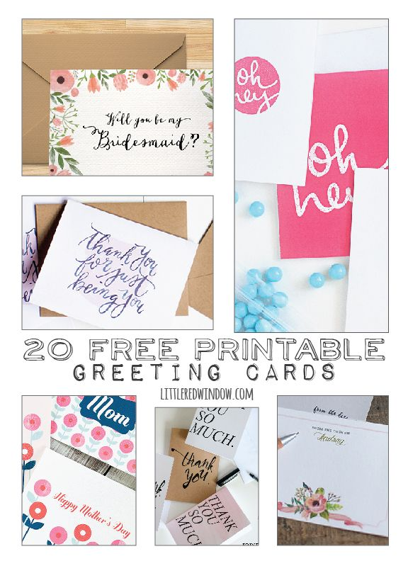 826 best Handmade Cards \ Papercrafts images on Pinterest - printable greeting card templates