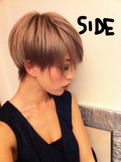 山本優希『hair change.』