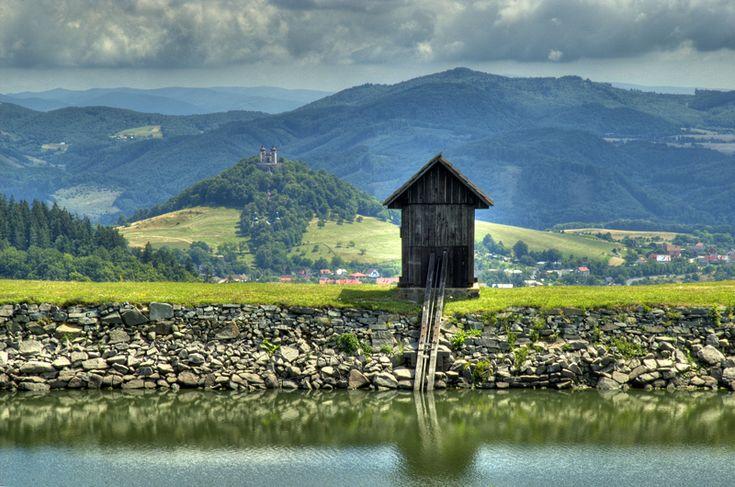 Banska Stiavnica, Ottergrung