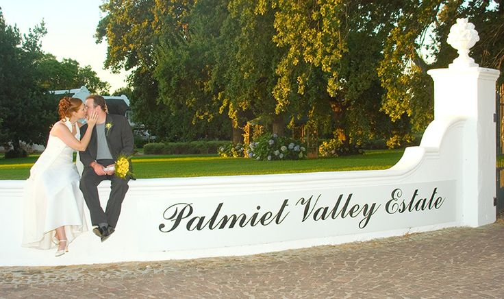 Our wedding at Palmiet Valley Estate