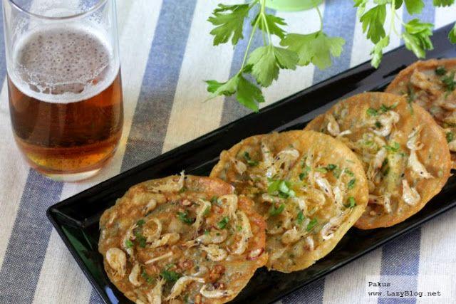 Lazy blog tortillitas de camarones crujientes receta en - Lazy blog cocina ...