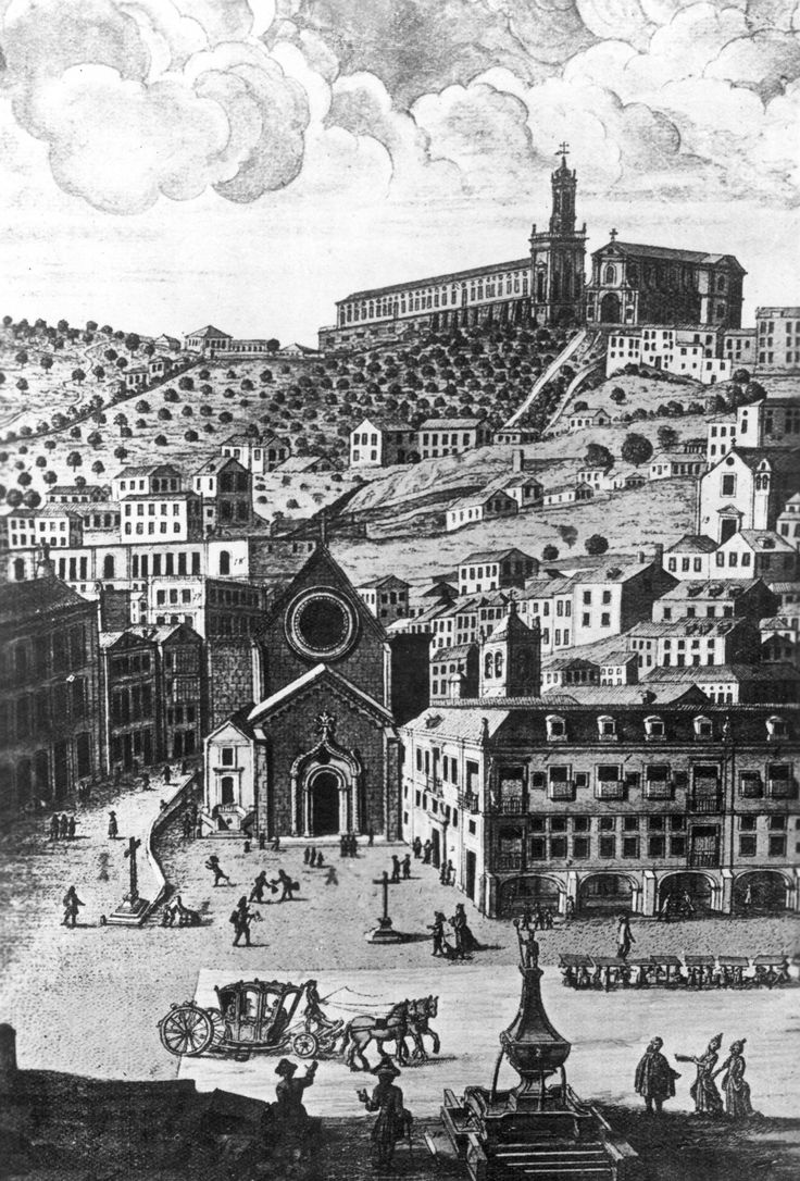 """Já imaginou como era Lisboa antes do terramoto de 1755 e o que se perdeu nesta catástrofe? """"Para lá de se terem perdido tesouros culturais incalculáveis (bibliotecas, livrarias, arquivos, recheio de palácios, etc.), ruíram igrejas, hospitais, monumentos, quase uma cidade inteira, que precisou de ser refeita, renascendo das cinzas como a fénix. Impossível aqui fazer o inventário de tudo o que 1755 levou consigo. Antes de mais a Rua Nova, com todo o seu esplendor e movimento. E o Paço da…"""