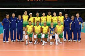 Image result for brazil volleyball team