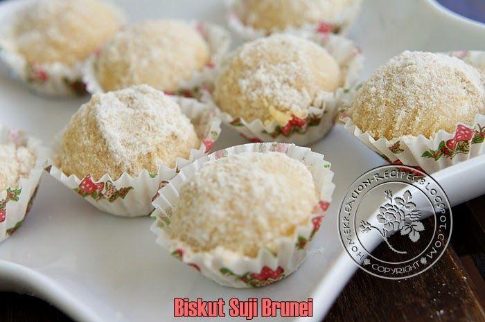 Biskut Suji Brunei Fiji Food Tray Bakes Food