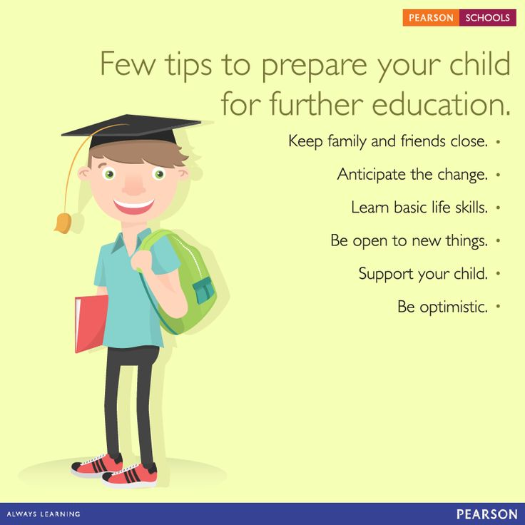 When your children decide to continue their education, it is a very big decision. It could be tough for you as well as your children, but you can cope with this transition by following some tips.