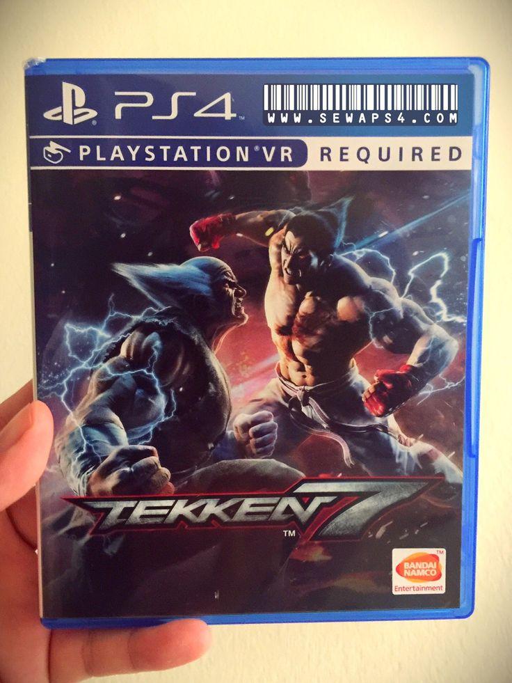 Sewaps4.com present to you Tekken 7 #sewaps4pro #sewaps4jakarta #rentalps4pro #ps4proharian #rentalps3 #sewaps3 #ps3harian #tekken7