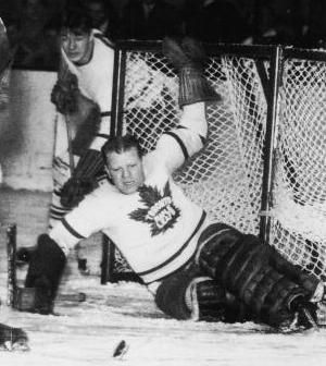 Turk Broda is the franchise leader in wins, games, shutouts & Stanley Cups