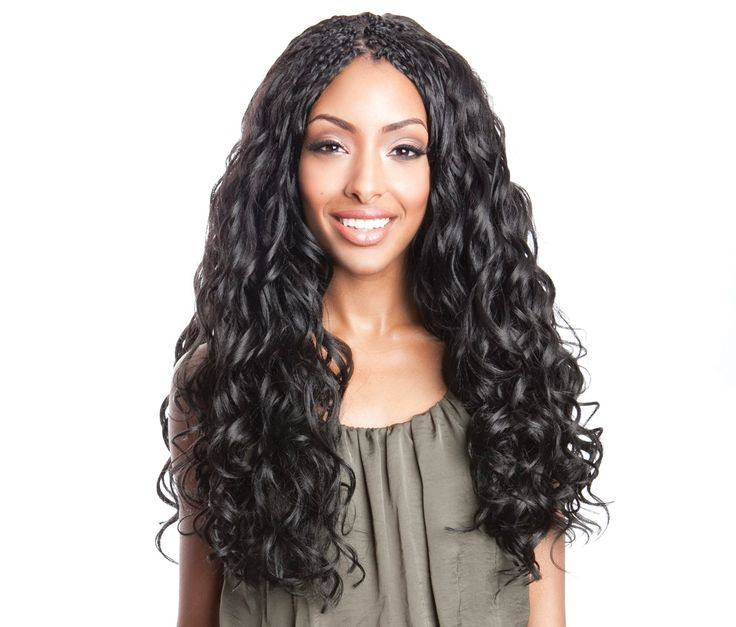 Crochet Braids Loose Hair : LOOSE WAVE: Isis Braids, Bahama Loose, Beautiful Braids, Crochet ...