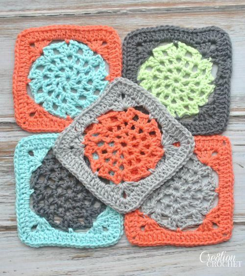Crochet Lace Pattern For Beginners : Fun and Easy Lace Crochet Flower Pattern Crochet flowers ...