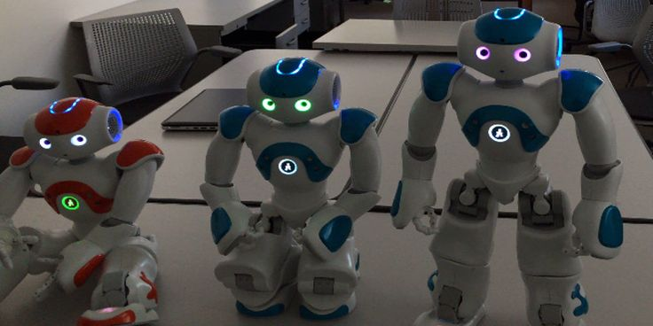 Robots passing self-awareness tests. Are we accelerating towards the #singularity? READ> http://goo.gl/m469f4 #tech
