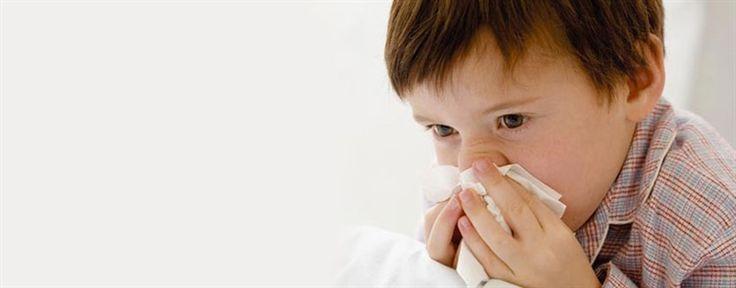 Niños: Prevención de la gripe en la escuela