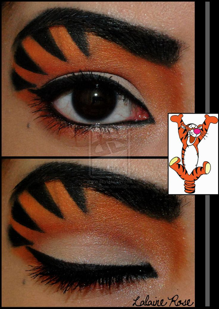 Tigger Inspired (From Winnie the Pooh) by LadyLarosa