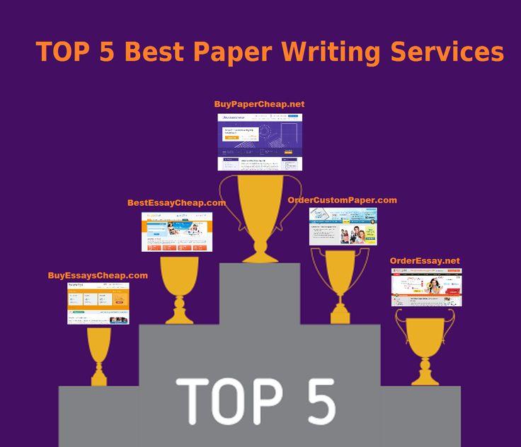Paper writing service best essays