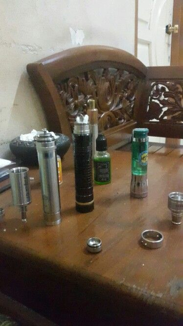 New coil and with the new family member stingray X....