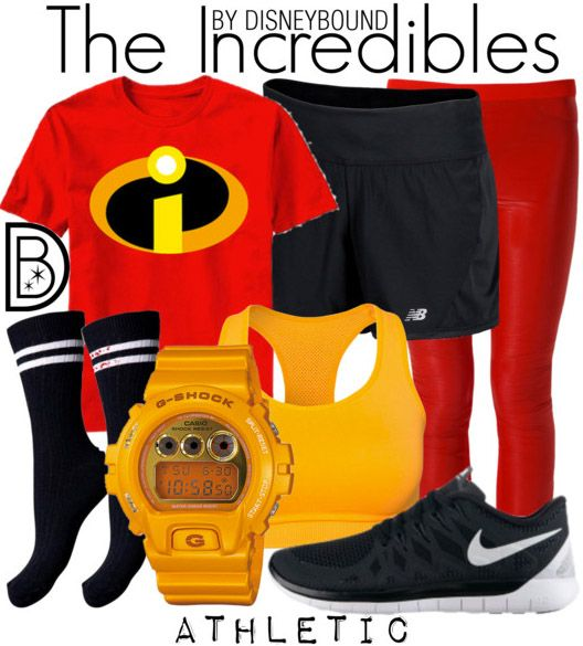 Disney Bound - The Incredibles