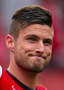 giroud's hair - Google Search