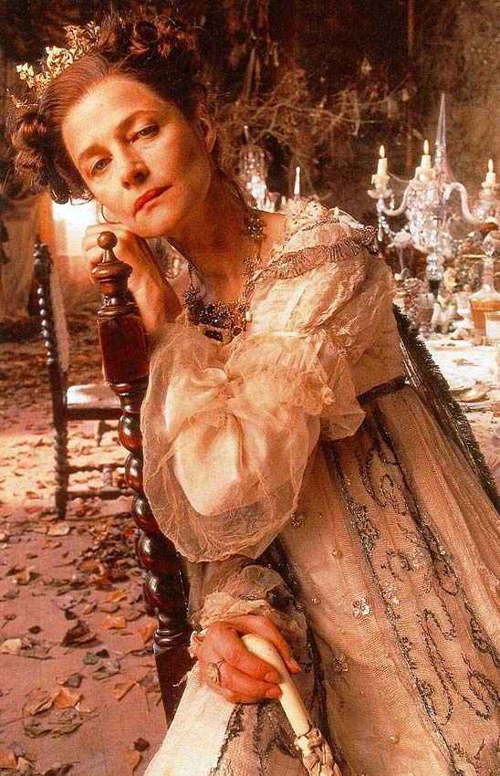 Charlotte Rampling in Great Expectations directed by Julian Jarrold, 1999