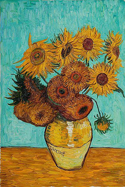 Vincent van Gogh (1853-1890) was een Nederlands kunstschilder. Zijn werk valt onder het postimpressionisme, een kunststroming die het negentiende-eeuwse impressionisme opvolgde. Van Goghs invloed op het expressionisme, het fauvisme en de vroege abstractie was enorm en kan worden gezien in vele andere aspecten van de twintigste-eeuwse kunst.  Van Gogh wordt tegenwoordig gezien als een van de grote schilders van de 19e eeuw. Tijdens zijn leven werd er waarschijnlijk maar één schilderij…