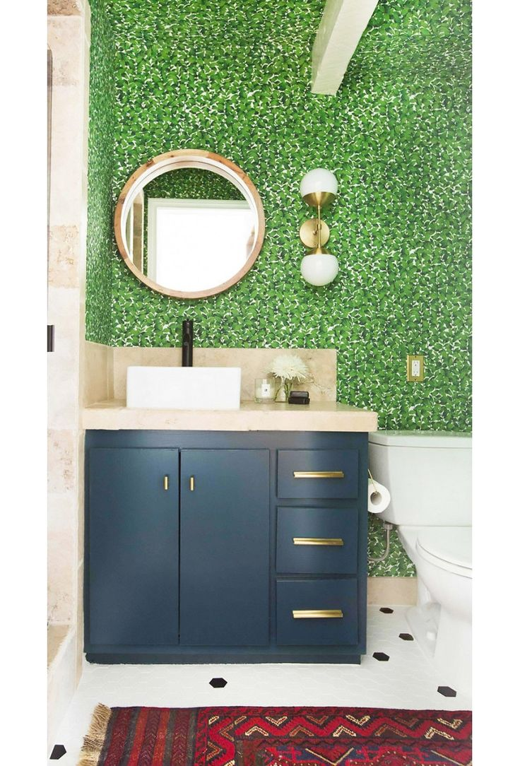 Powder Room Wallpaper 12 Best Powder Room Images On Pinterest Room Architecture And