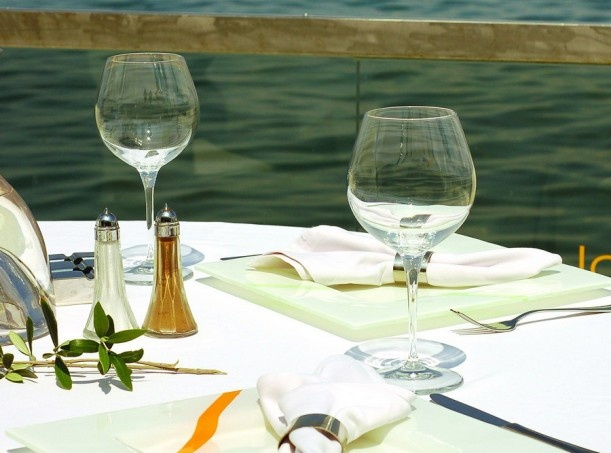 74 best fine dining table setting images on pinterest