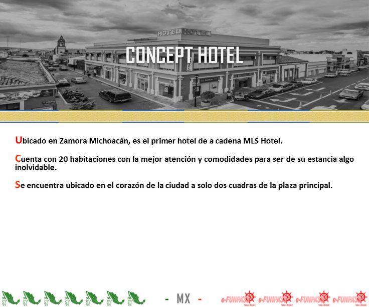 ZAMORA - Concept Hotel