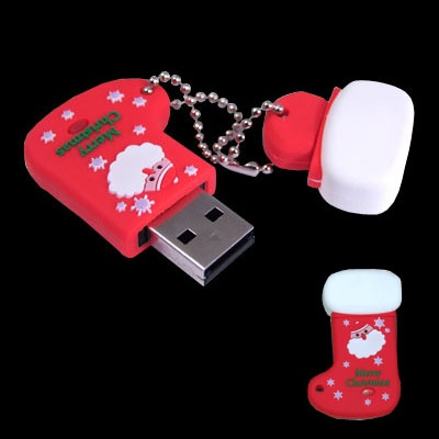 USB -For -santa stocking