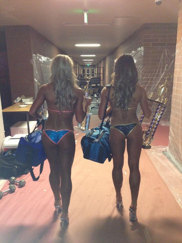If you're getting ready for a bikini competition, check out our Top 10 Show tips…