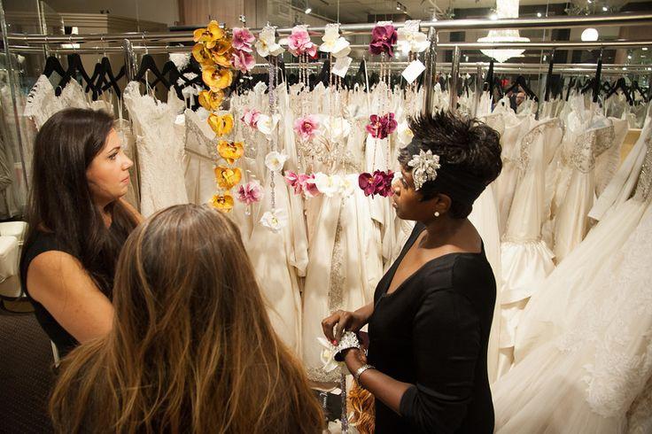 Location bridal reflections nyc 5th avenue salon wedding for 5th avenue salon
