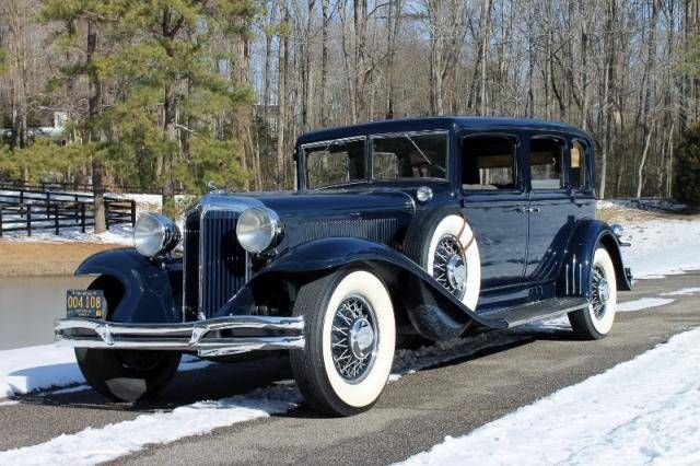 1931 Chrysler Imperial - (Chrysler Corp Auburn Hills, Michigan, 1925-present)