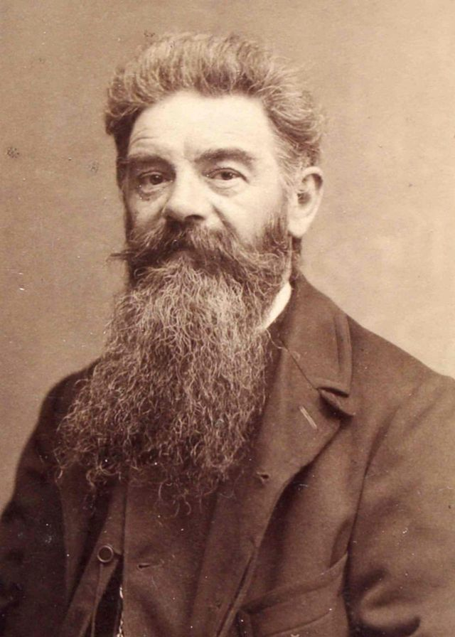 Mișu Popp - fotografie de Leopold Adler
