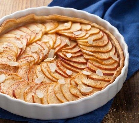 Tarta z jabłkami - Przepisy. Tarta z jabłkami to przepis, którego autorem jest: Magda Gessler